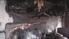 Evacúan por incendio la unidad 14 del complejo de apartamentos 11G1 East Bellevue de la ciudad de Atwater