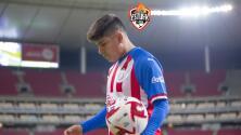 Chivas ofrece como pago a jugadores separados