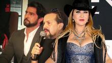 El ex y el actual esposo de Alicia Villarreal se unen para el regreso de Kumbia Kings