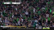 Austin FC toma ventaja ante el Galaxy gracias al primer gol en MLS de Moussa Djitté