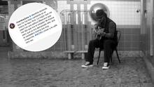(VIDEO) No reconocen a Ricardo Arjona al cantar en el 'subway' de Nueva York