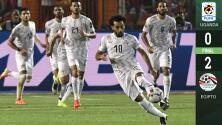 Copa Africana: Salah continúa liderando a Egipto de Aguirre, ahora ante Uganda