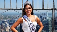 Luego de su reinado como Miss Universo, Andrea Meza quiere incursionar en el regional mexicano
