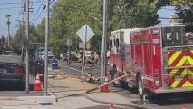 Familias de un vecindario de San José no han podido volver a casa debido a una fuga de gas