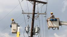 Restablecen el servicio eléctrico en algunos sectores de Nueva Orleans tras el huracán 'Ida'