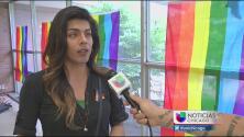 Vigilia Universidad Northeastern en honor de las víctimas de masacre en Orlando