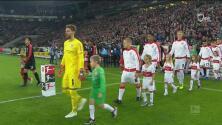 Stuttgard 0 – 3 Eintracht Frankfurt – Goles y Resumen completo