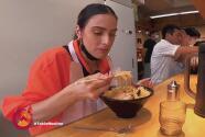 ¡Una delicia! La tradicional sopa japonesa es el ramen