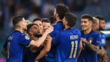 Grupo A, Euro 2020: Italia selló su pase a los Octavos de Final