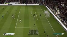 Fecha 5: Sólo se permite calidad, el brasileño Sergio Santos convierte por dos en FIFA 20
