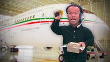 AMLO busca que el avión presidencial se rente para fiestas y 'Carlitos' lo quiere para la boda de Karina