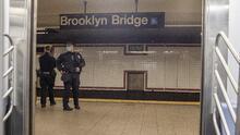 Aumentan los robos y delitos en el subway, según nuevas cifras del NYPD