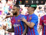Barcelona  vuelve a la senda de la victoria tras vencer al Levante