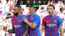 ¡Extra, extra! Barça vuelve a ganar tras golear al Levante