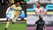 Vela, Pizarro e Higuaín, los que más bajaron su valor en la MLS