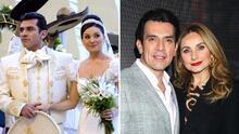 Elizabeth Álvarez y Jorge Salinas cumplieron 10 años de casados: publicaron románticos mensajes