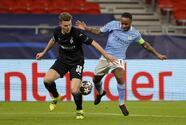 Cuarta victoria seguida como visitante en Octavos para Manchester City
