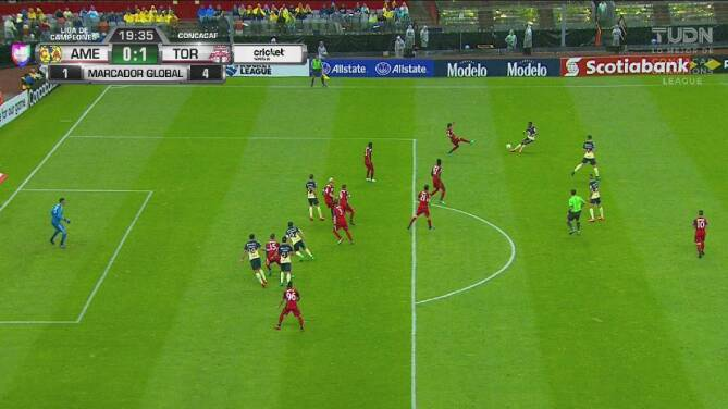 Futbol Retro | ¡Y no había VAR! Le anularon un gol por fuera de lugar al América