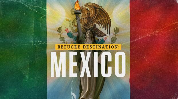 Mexico is fast becoming a leading refugee destination in the Americas