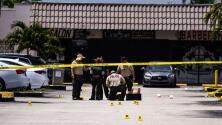 Lo que se sabe del tiroteo que dejó al menos dos muertos y más de 20 heridos en un salón de fiestas en Miami
