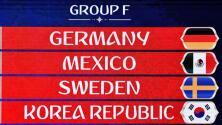 Si en México llueve, en el resto del grupo F no escampa