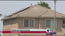 Organización instala paneles solares gratuitos a familias de bajos recursos