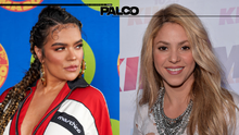 Shakira 'le hace el fuchi' a Karol G