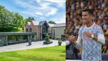 Cristiano Ronaldo se muda de casa por culpa de unas ovejas