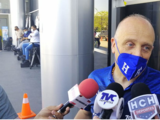 Fabián Coito explota y exige mejores canchas a jóvenes en Honduras