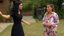 """Livia Brito le confesó a Lourdes Stephen que se sintió """"intimidada"""" por el protagónico en La Desalmada"""