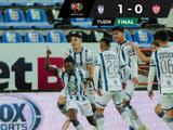 Pachuca vence al Necaxa y termina con racha de tres partidos sin ganar