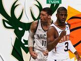 Calendario, horarios, fechas y cómo ver NBA Finals entre Bucks y Suns