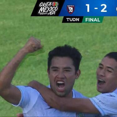 Dos golazos y un penalti inventando liquidan el Tepatitlán 1-2 Cancún
