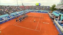 Novak Djokovic organiza torneo con gente y sin distanciamiento