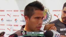 """Miguel Jiménez: """"La Copa MX es una ventana para los que no jugamos en Liga"""""""