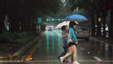 Se espera que haya lluvias y tormentas durante la tarde de este miércoles en Miami