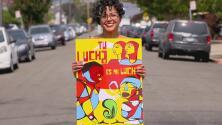 """""""La gente tiene que cruzar fronteras"""": activista afroperuana lucha contra la injusticia y desigualdad con el arte"""