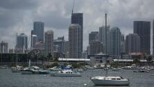 Calor y probabilidades de lluvia, el pronóstico para la tarde de este lunes en Miami