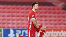 Liverpool pierde a Diogo Jota por lesión de rodilla