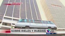 Sobre Rieles y Ruedas: ¿Qué se piensa hacer contra el tráfico?