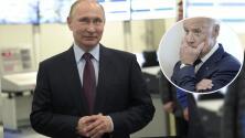 La reacción de Putin cuando le recordaron que Biden lo ha llamado criminal