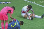 ¡Clarísimo! Lapadula desperdicia lo que era un gol casi cantado para Perú