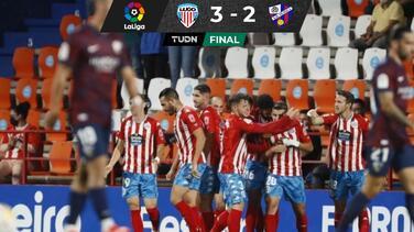 ¡Remontada! Huesca y Ambriz sufren una dura derrota ante Lugo