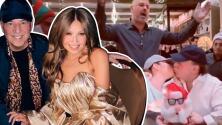 La divertida sorpresa que recibieron Thalía y Tommy Mottola previo a su aniversario