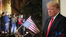 """""""Es usted quien ha creado este nivel de odio"""": Alcalde de Portland tronó contra Trump tras un fin de semana sangriento en medio de protestas"""