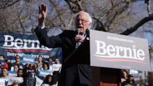Bernie Sanders se perfila como el favorito entre los votantes demócratas hispanos, según encuesta de Univision