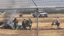 Investigan accidente aéreo donde muere piloto tras despegar de aeropuerto local