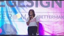 Michelle Obama llega a la Universidad de California para inspirar a miles de jóvenes a buscar una educación superior