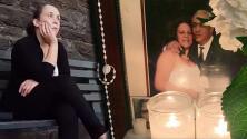 Con tristeza, mujer relata la historia de sus padres que sobrevivieron a las secuelas del 9/11 y murieron de covid