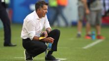 Osorio afirma que México no tenía jugadores para vencer a Brasil en Rusia